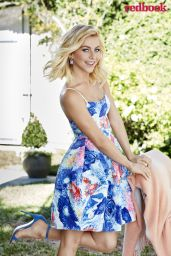 Julianne Hough - Redbook Magazine March 2016 Cover and Photos