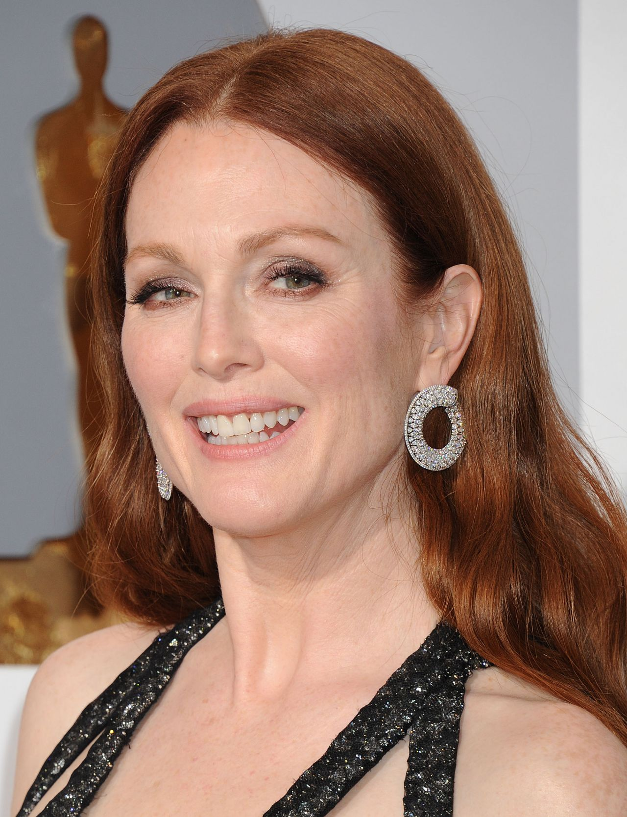 Julianne Moore Oscars 2016 In Hollywood Ca 2 28 2016