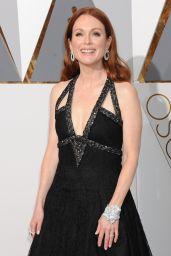 Julianne Moore – Oscars 2016 in Hollywood, CA 2/28/2016