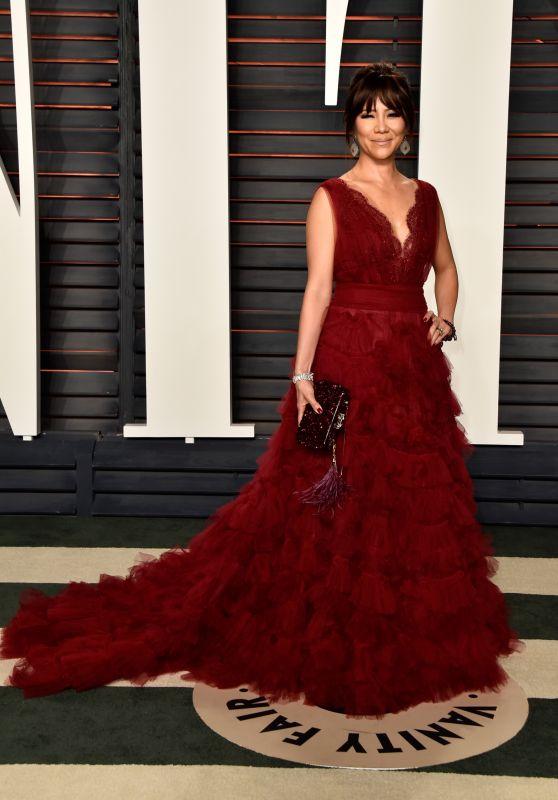 Julie Chen – Vanity Fair Oscar 2016 Party in Beverly Hills, CA