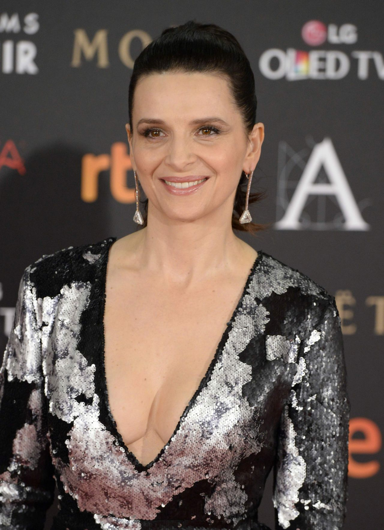 Juliette Binoche 2016 Goya Awards In Madrid