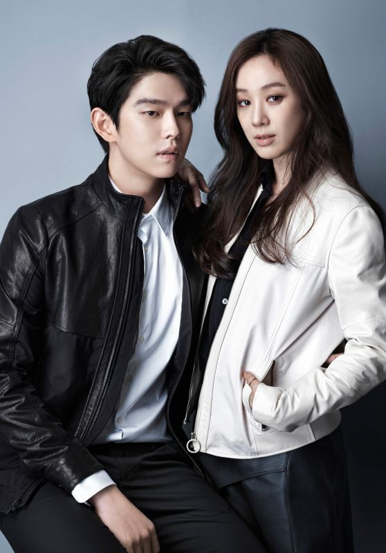 Jung Ryu Won & Yoon Kyun Sang - Kenneth Cole Spring Summer 2016