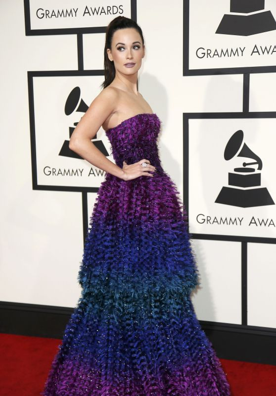 Kacey Musgraves – 2016 Grammy Awards in Los Angeles, CA