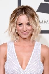 Kaley Cuoco – 2016 Grammy Awards in Los Angeles, CA