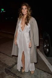 Kara Del Toro Night OUt Style - West Hollywood 2/01/2016