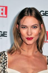 Karlie Kloss at Marvel and Garage Magazine New York Fashion Week Event 2/11/2016
