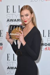 Karlie Kloss – Elle Style Awards 2016 in London