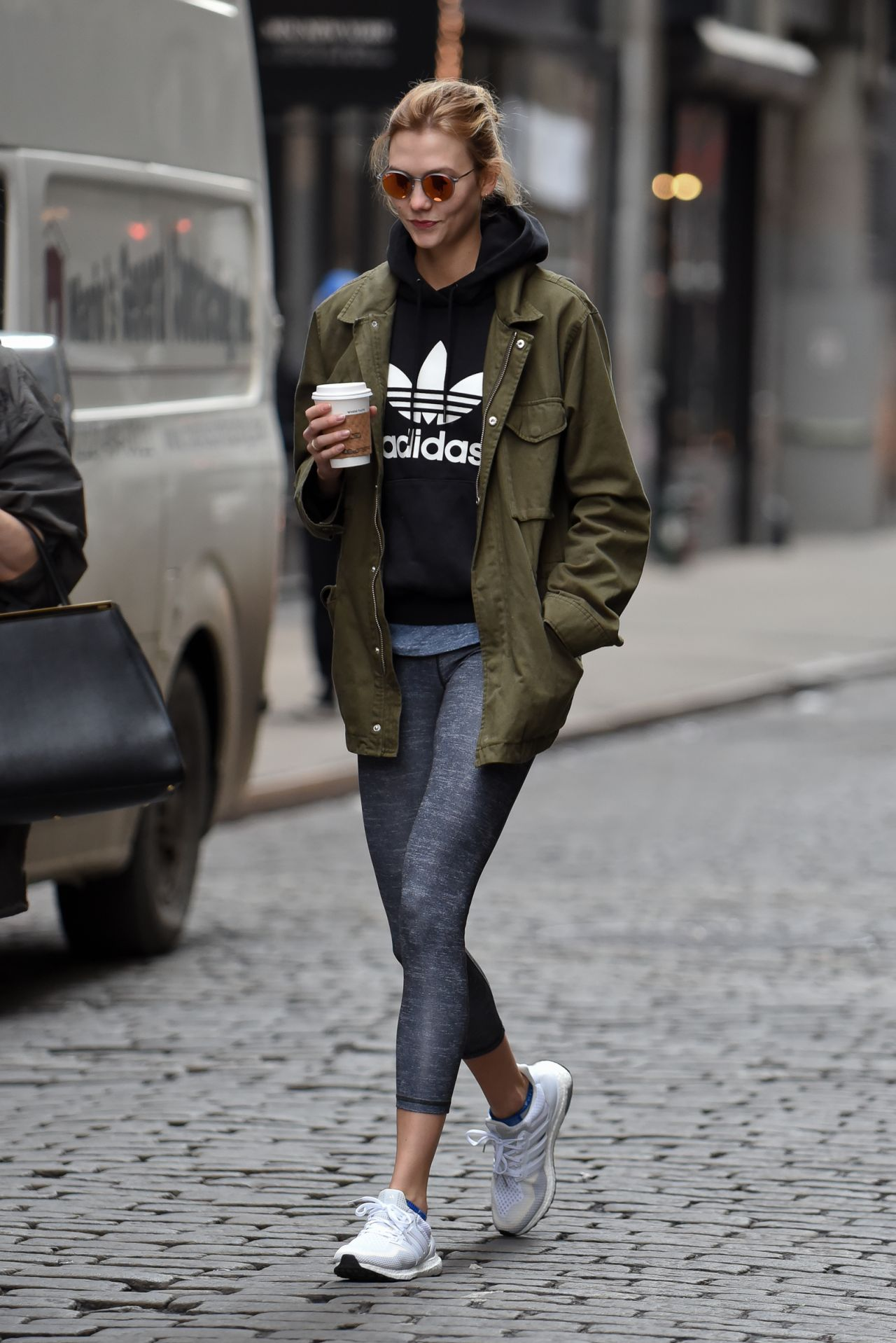 Out In New York City 2/10/2016