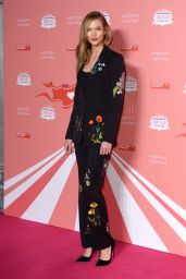 Karlie Kloss - The Naked Heart Foundation Fabulous Fund Fair Fashion Party in London, January 2016