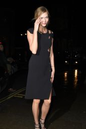 Karlie Kloss – 'Vogue 100 – A Century of Style' in London, February 9, 2016