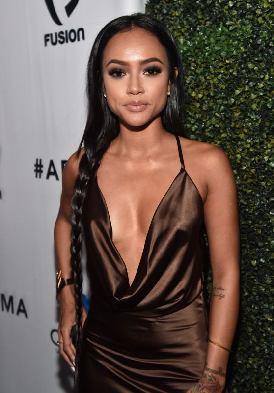 Karrueche Tran - ALL Def Movie Awards 2016 in Hollywood, CA