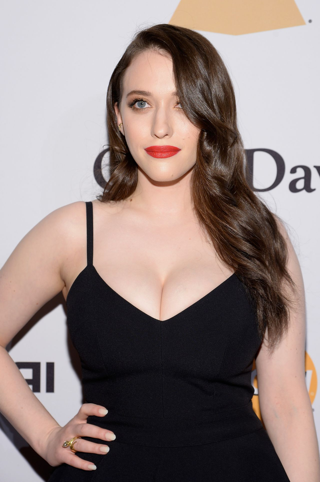 Kat Dennings - 2016 Pre-Grammy Gala And Salute To Industry Icons In Beverly Hills 214 -3902