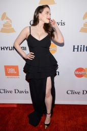 Kat Dennings - 2016 Pre-GRAMMY Gala and Salute to Industry Icons in Beverly Hills 2/14/2016
