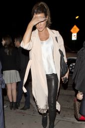 Kate Beckinsale Night Out Style - at Craig