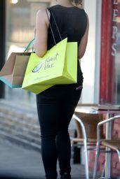 Kate Beckinsale - Shopping in Santa Monica, February 2016