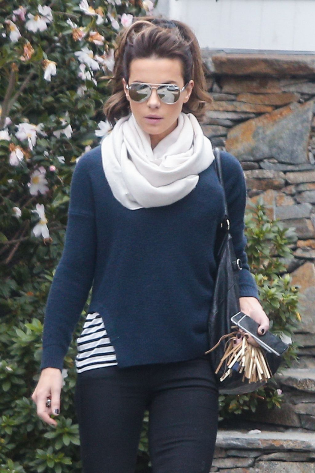 Kate Beckinsale Winter Style Out In Los Angeles 1 30 2016