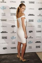Kate Bock – SI Swimsuit 2016 – A Night at Sea VIP Boat Cruise in Miami