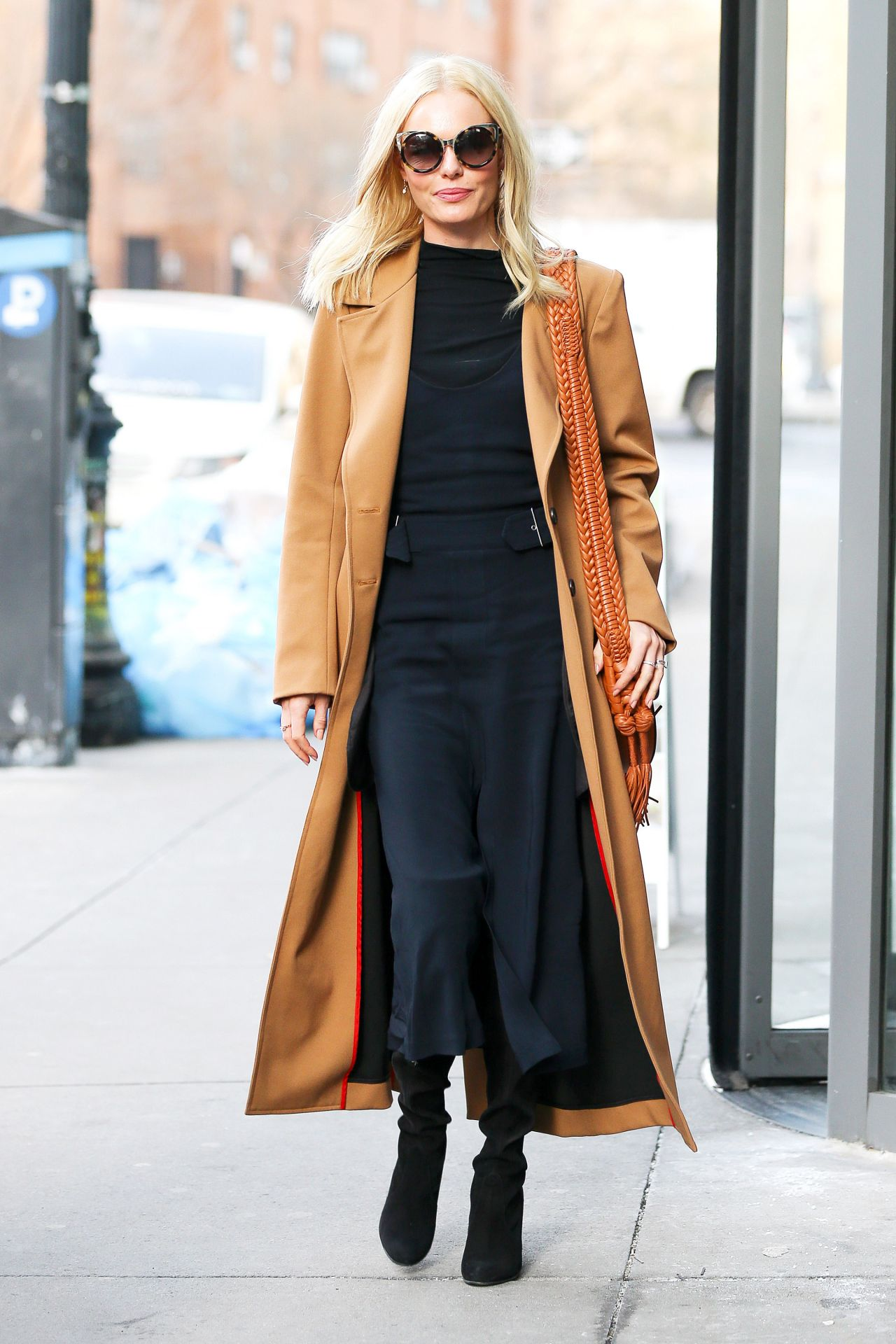 Kate Bosworth Street Fashion - Out in New York City ...