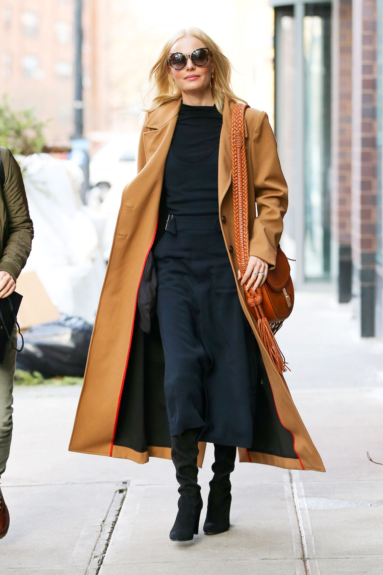 Kate bosworth street fashion out in new york city for Jugendzimmer new york style