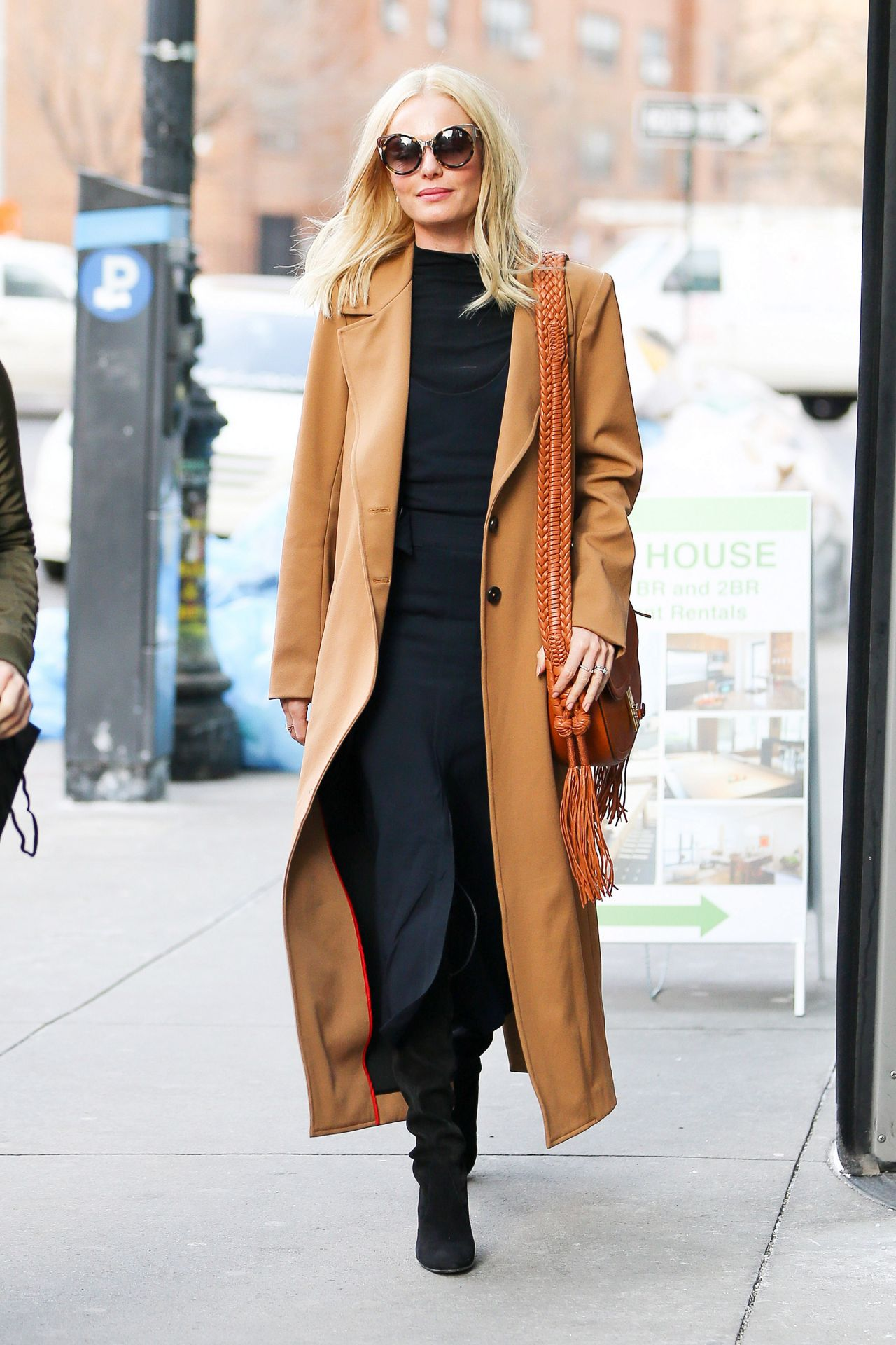 Kate Bosworth Street Fashion Out In New York City