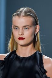 Kate Grigorieva - Cushnie et Och Fall 2016 Show New York Fashion Week 2/12/2016
