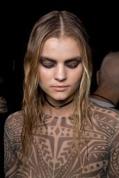 Kate Grigorieva – Herve Leger's Fall 2016 Show at New York Fashion Week 2/17/2016