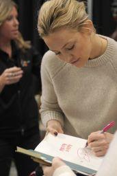 Kate Hudson - Book Signing in Bloomington, Minnesota 2/21/2016