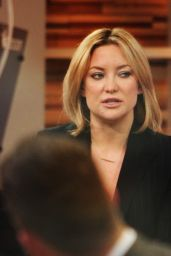 Kate Hudson - Good Morning America in New York City, NY 2/16/2016