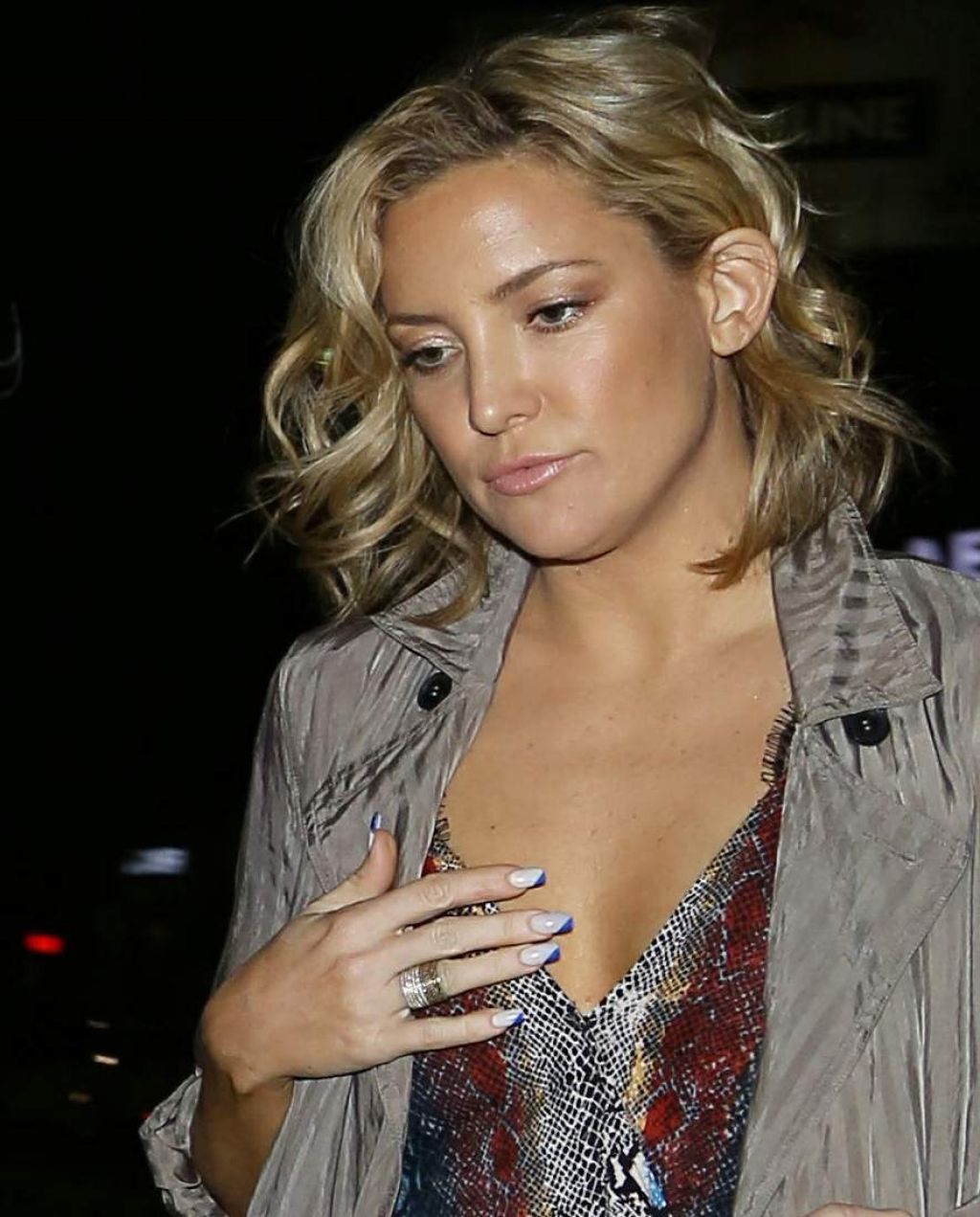 Kate Hudson Night Out Style - at Nice Guy in Hollywood 2/5 ... Kate Hudson