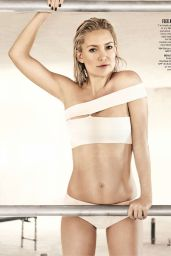 Kate Hudson - Self Magazine March 2016 Issue and Pics