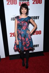 Kate Micucci - 'The Big Bang Theory' Celebrates 200th Episode in Los Angeles, February 2016