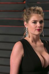 Kate Upton – Vanity Fair Oscar 2016 Party in Beverly Hills, CA