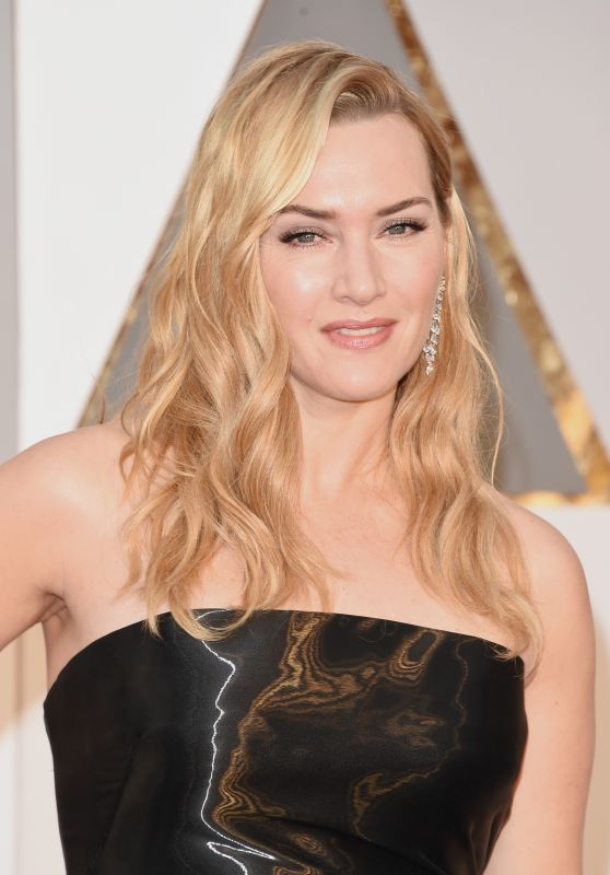 Kate Winslet - Oscars 2016 in Hollywood, CA 2/28/2016