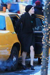 Kate Winslet - Snow Scene for