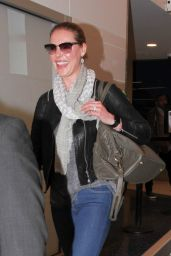 Katherine Heigl at LAX Airport in Los Angeles 2/26/2016
