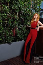 Katherine McNamara & Emeraude Toubia - Regard Magazine Feb 2016 Issue