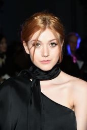 Katherine McNamara - Jill Stuart Fall 2016 Fashion Show in New York City 2/13/2016