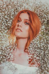 Katherine McNamara - Mane Addicts February 2016