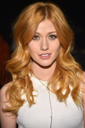 Katherine McNamara - Monique Lhuillier Fall 2016 Presentation - NYFW, February 2016