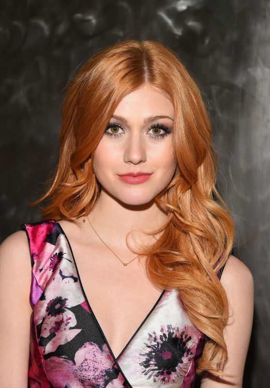 Katherine McNamara - Pamella Roland Fall 2016 Fashion Show in New York City 2/12/2016