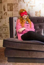 Katherine McNamara - PopularTV Magazine February 2016 Pics