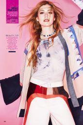 Katherine McNamara - Seventeen Magazine USA March 2016 Issue