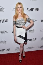 Katherine McNamara – Vanity Fair, L'Oreal Paris and Hailee Steinfeld Host DJ Night in Hollywood, CA 2/26/2016