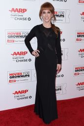 Kathy Griffin - 2016 AARP Movies for Grownups Awards in Beverly Hills, CA