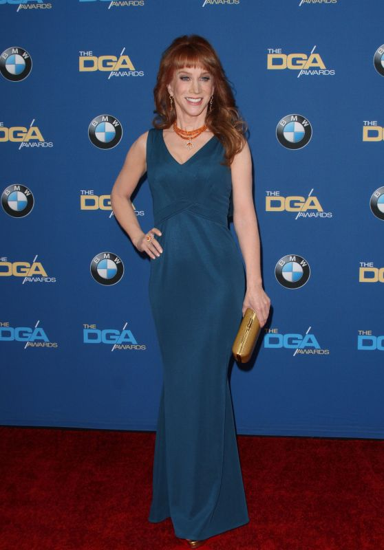 Kathy Griffin – Directors Guild Of America Awards 2016 in Los Angeles