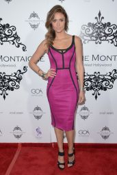 Katie Cleary - The Opening of Galerie Montaigne in West Hollywood 2/19/2016