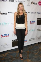 Katrina Bowden - 2016 Red Carpet Style and Beauty Lounge in Beverly Hills 2/23/2016