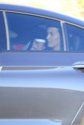 Katy Perry Seen With Orlando Bloom in Malibu 2/6/2016