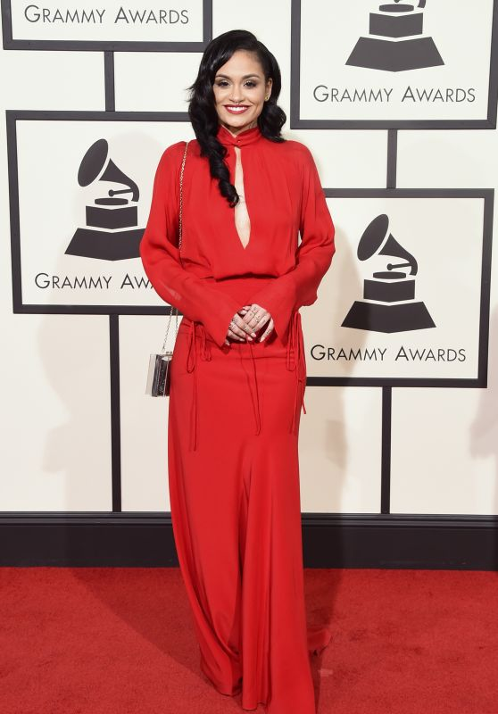 Kehlani – 2016 Grammy Awards in Los Angeles, CA