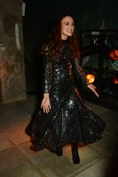 Keira Knightley - Erdem x Selfridges LFW After Party in London, February 2016
